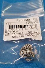 Pandora Charm -  Blühendes Herz 796264CZ - 925 Silver