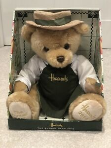HARRODS ANNUAL BEAR (2019) – Grocer - Limited Edition