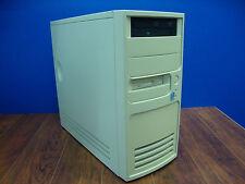 CUSTOM TOWER PC INTEL D850GB MOTHERBOARD INTEL PENTIUM 4 1.4GHz 80GB FEDEX