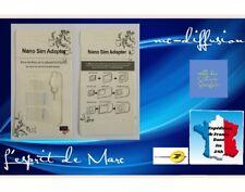 Pack Adaptateur Pour SIM Nano, Micro, Mini