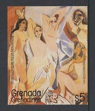 Grenada Grenadines - 1981, Anniversary of Picasso sheet - M/M - SG MS443