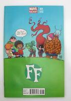 Fantastic Four #1 Variant B Marvel Comics Baby Variant