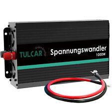 2000W 1000W 12V a 220V Inversor Convertidor Inverter Transformator con Cable