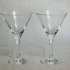 Schott Zwiesel Tritan Crystal 8 Ounce Martini Glass Pair Barware Stemware