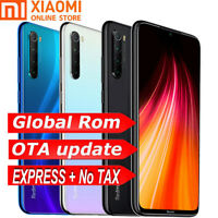 "Global Xiaomi Redmi Note 8 6,3"" 64GB 128GB MIUI10 Snapdragon 665 48MP 4G Italian"