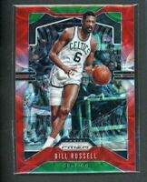 2019-20 Bill Russell 83/88 Panini Prizm Red Choice