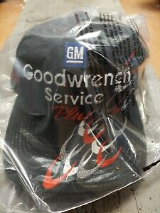 RARE NWOT DALE EARNHARDT SR #3 GOODWRENCH SERVICE PLUS RACING HAT Chase