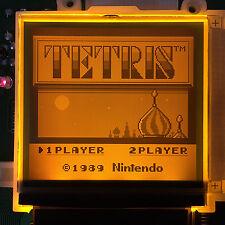 Kit de Luz de fondo cálido Amarillo Para Nintendo Game Boy-DMG-01