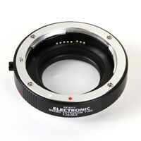 Electronic Auto Focus Macro Extension Tube 12mm EF-12 DG II for Canon EOS EF