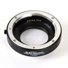 Electronic Auto Focus Macro Extension Tube 12mm EF-12 DG II for Canon EOS EF