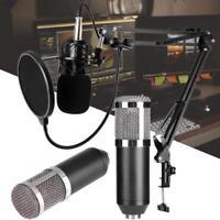 BM800 Dynamic Condenser Wired KTV Microphone Sound Studio for Singing Recording