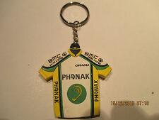 Coureurs cyclistes Tour de France porte clefs