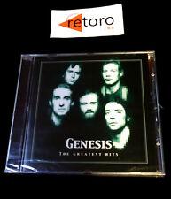 GENESIS The Greatest Hits CD MUSICA Nuevo Precintado New Sealed