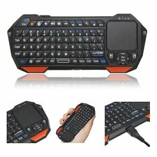 10m Remote Mini Portable Wireless Bluetooth 3.0 Keyboard&Mouse for PC Android TV