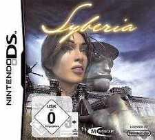 Nintendo DS 3ds Syberia * tedesco Myst decapaggio rätseladventure NUOVO