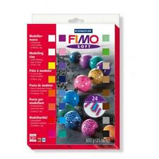 STAEDTLER Modelliermasse FIMO soft Materialpackung 180x270x15 mm (8023 02)