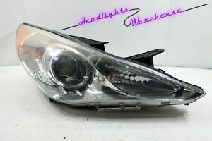 GENUINE OEM | 2011-2014 Hyundai Sonata Halogen Headlight (Right/Passenger)