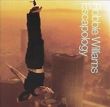 Escapology By Robbie Williams CD