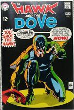 HAWK & DOVE #5 VF 8.0 DC 5/1969