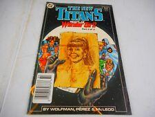 1988 DC The New Titans #51 Comic