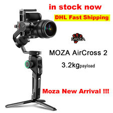 Moza AirCross 2 3-Axis Gimbal Stabilizer 3.2kg DSLR Mirrorless Camera For Canon