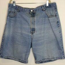 Members Mark Mens Denim Shorts Size 42