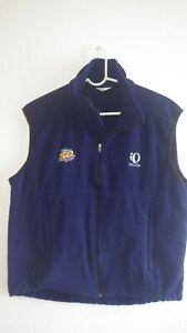 RARE Mens Pearl Izumi Limited Edition 50th Anniversary Fleece Vest Small S