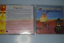 Midnight Oil ‎– Truganini. CD-SINGLE PROMO