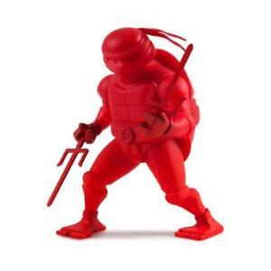 """Kidrobot 8"""" Medium Figure Raphael Teenage Mutant Ninja Turtles TMNT NIB"""