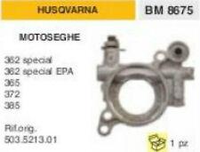 BOMBA DE ACEITE COMPLETO MOTOSIERRA HUSQVARNA 362 SPECIAL EPA 362SPECIAL 365 372