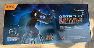 Celestron Astro Fi 102mm Maksutov-Cassegrain Astronomy Telescope