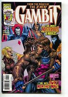 Gambit 1 D 3rd Series Marvel 1998 NM Brandon Peterson Variant Playing Cards