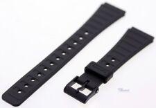 ORIGINALE Casio Bracciale resin per f-28w-1d RICAMBIO NASTRO Watch Strap f-28w-1qy
