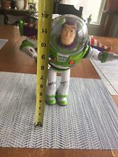 "Disney Pixar Toy Story Buzz Lightyear Figure 12"" With Wings"