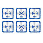 1Pc NFC Anti Metal Adhesive Label Sticker Universal Lable Tag For All NFC Phone*