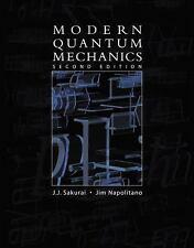 Modern Quantum Mechanics by J. J. Sakurai and Jim J. Napolitano ,2ed
