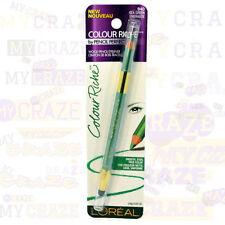 L'Oréal Green Eye Makeup