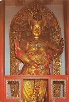 BR25798 Shanghai Jade Buddha Temple Skanda Bodhisattva 2 scans china