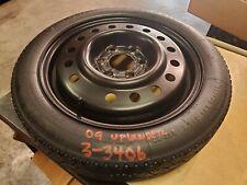 06 thru 09 spare tire wheel donut chevy uplander montana relay terraza 135-70-16