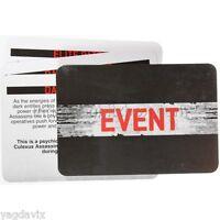 SAS19 EVENT CARDS x34 ASSASSINORUM WARHAMMER 40,000 BITZ W40K