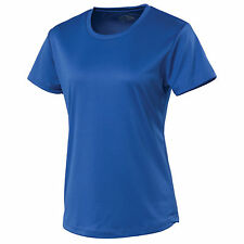Ladies Fitness Running Short Sleeve T Shirt Tee Top Gym Sports Yoga Breathable