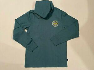 Vans New Van Doren Hooded Grahic T-Shirt Boy's Medium 10-12