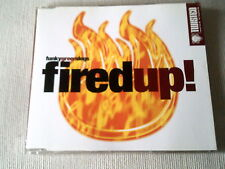 FUNKY GREEN DOGS - FIRED UP! - HOUSE CD SINGLE