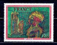 TIMBRES DE FRANCE N°1900  CARZOU  NEUF SANS CHARNIERE