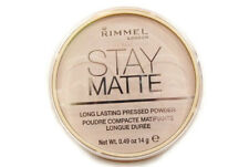 Rimmel Stay Matte Presssed Powder