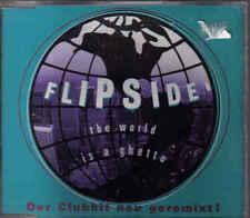 Flipside-The world is A Ghetto cd maxi single