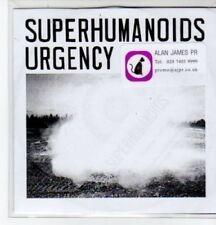 (BS688) Superhumanoids, Persona - DJ CD