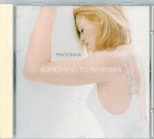 CD ALBUM 14 TITRES--MADONNA--SOMETHING TO REMEMBER