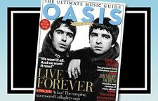 UNCUT Magazine  The Ultimate Music Guide Oasis Noel Liam Gallagher Beady Eye NEW