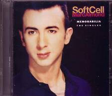 Soft Cell Marc Almond  Memorabilla Singles 80s New Wave